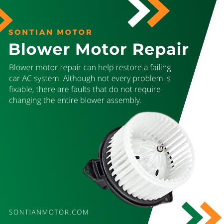 Blower Motor Repair