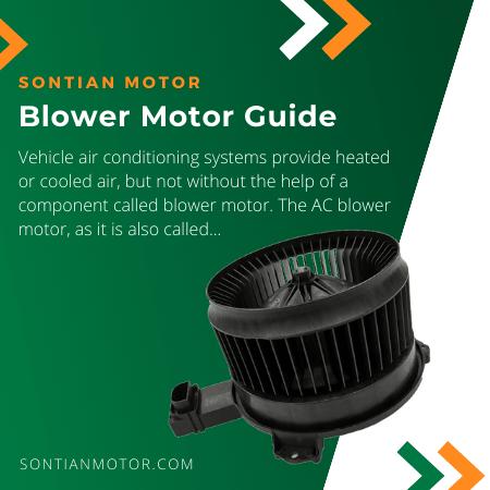 blower motor guide