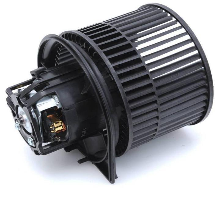 new blower motor assembly