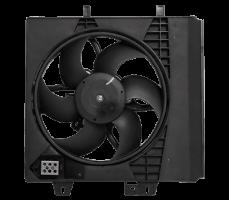 radiator fan details